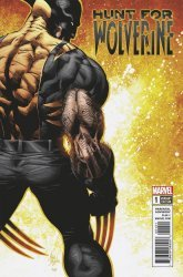 Marvel Comics's Hunt For Wolverine Issue # 1b