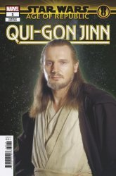 Marvel Comics's Star Wars: Age Of Republic - Qui-Gon Jinn Issue # 1c