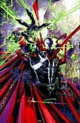 Image Comics's Spawn Issue # 301crain