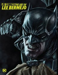 DC Comics's DC Comics: The Art Of Lee Bermejo Hard Cover # 1
