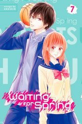 Kodansha Comics's Waiting For Spring Soft Cover # 7