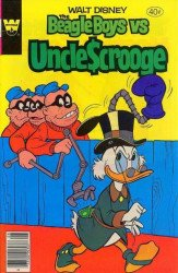 Whitman's Beagle Boys vs. Uncle Scrooge Issue # 6