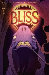 Image Comics's Bliss Issue # 3