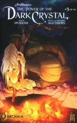 Archaia Studios Press's Jim Henson's Power of The Dark Crystal Issue # 3
