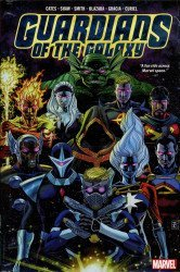 Marvel Comics's Guardians of the Galaxy Hard Cover # 1