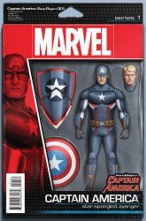 Marvel's Captain America: Steve Rogers Issue # 1e