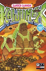 Oni Press's Kaijumax: Season 6 Issue # 1