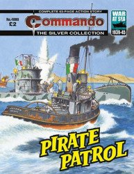 D.C. Thomson & Co.'s Commando: For Action and Adventure Issue # 4990