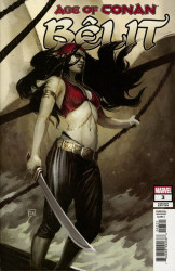 Marvel Comics's Age of Conan: Belit Queen of The Black Coast Issue # 3b