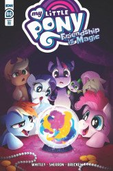 IDW Publishing's My Little Pony: Friendship is Magic Issue # 86ri