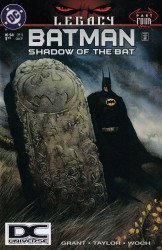 DC Comics's Batman: Shadow of the Bat Issue # 54b
