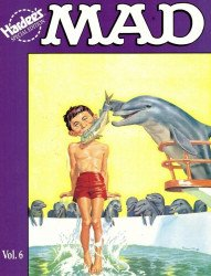 E.C. Publications, Inc.'s MAD Magazine: Hardee's Special Edition Issue # 6
