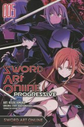 Yen Press's Sword Art Online: Progressive Soft Cover # 5