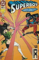 DC Comics's Superboy Issue # 15b