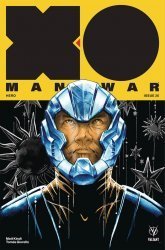 Valiant Entertainment's X-O Manowar Issue # 26c