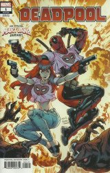 Marvel Comics's Deadpool Issue # 1b