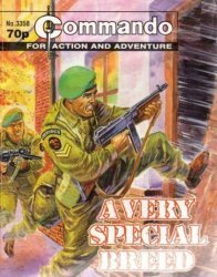 D.C. Thomson & Co.'s Commando: For Action and Adventure Issue # 3358