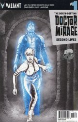 Valiant Entertainment's Death-Defying Doctor Mirage: Second Lives Issue # 1ssalefish-b
