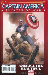 Marvel Comics's Captain America: Theater of War - America the Beautiful Issue # 1