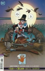 DC Comics's Harley Quinn Issue # 67b