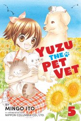 Kodansha Comics's Yuzu: The Pet Vet Soft Cover # 5