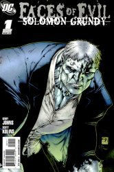 DC Comics's Faces of Evil: Solomon Grundy Issue # 1