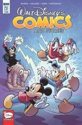 IDW Publishing's Walt Disney's Comics and Stories Issue # 731