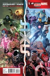 Marvel's Avengers & X-Men: AXIS Issue # 3