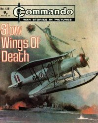 D.C. Thomson & Co.'s Commando: War Stories in Pictures Issue # 1261