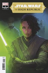 Marvel Comics's Star Wars: High Republic Issue # 2b