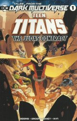 DC Comics's Tales from the Dark Multiverse: The Judas Contract Issue # 1