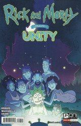 Oni Press's Rick and Morty Presents: Unity Issue # 1