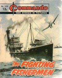 D.C. Thomson & Co.'s Commando: War Stories in Pictures Issue # 1433