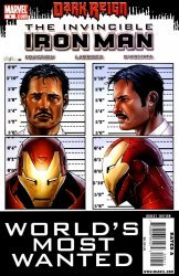Marvel's Invincible Iron Man Issue # 9