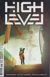 Vertigo's High Level Issue # 1