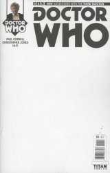 Titan Comics's Doctor Who: 3rd Doctor Issue # 1e