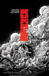 Image Comics's Rumble TPB # 6