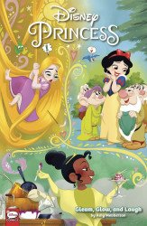 Dark Horse Comics's Disney Princess: Gleam Glow And Laugh TPB # 1