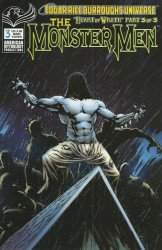 American Mythology's Monster Men: Heart of Wrath Issue # 3