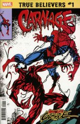 Marvel Comics's True Believers: Absolute Carnage - Carnage Issue # 1
