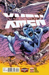 Marvel Comics's Uncanny X-Men Issue # 10