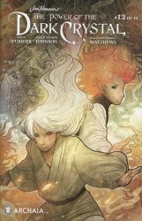 Archaia Studios Press's Jim Henson's Power of The Dark Crystal Issue # 12b