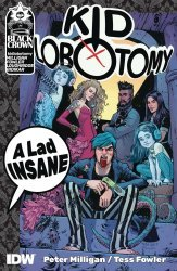 IDW Publishing's Kid Lobotomy TPB # 1