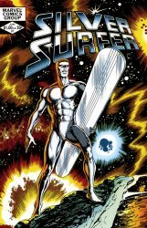 Marvel Comics's Silver Surfer Issue # 1