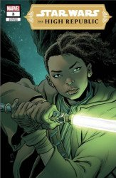 Marvel Comics's Star Wars: High Republic Issue # 3unknown-a