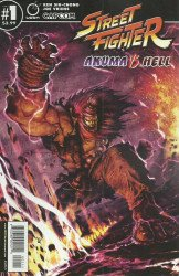 Udon Entertainment's Street Fighter: Akuma vs Hell Issue # 1