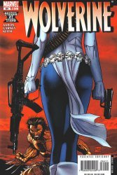 Marvel Comics's Wolverine Issue # 64