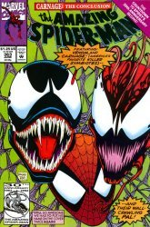 Marvel Comics's The Amazing Spider-Man Issue # 363