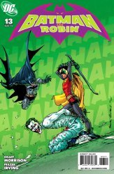 DC Comics's Batman and Robin Issue # 13