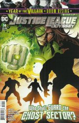DC Comics's Justice League: Odyssey Issue # 14